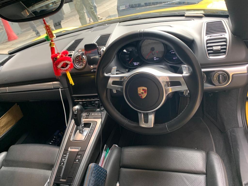 Porsche Cayman S PDK (A)