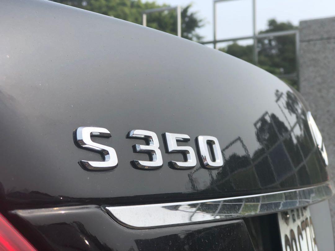 S350中華賓士2012款