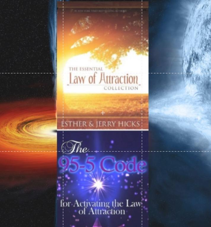 The Essential Law of Attraction Collection / The 95-5 Code For Activating the Law of Attraction