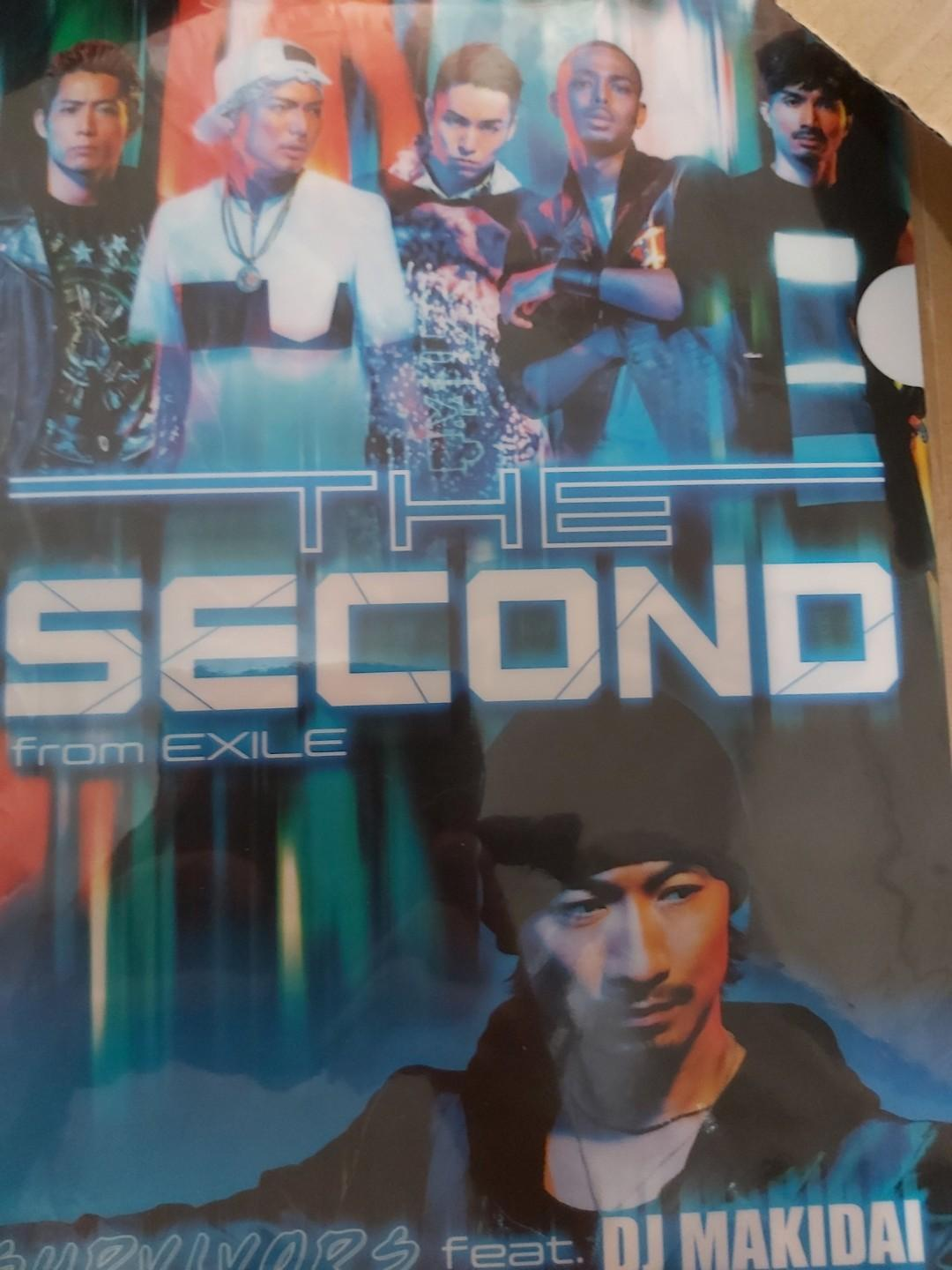 THE SECOND from EXILE file