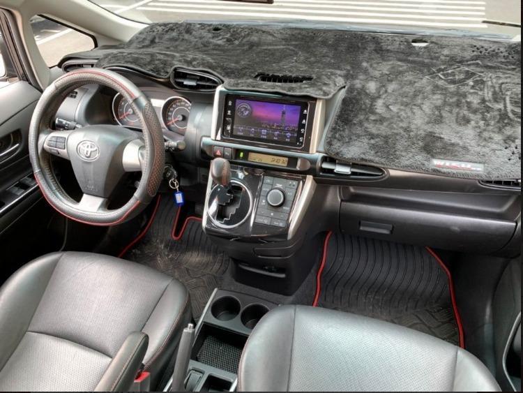 Toyota 豐田 Wish