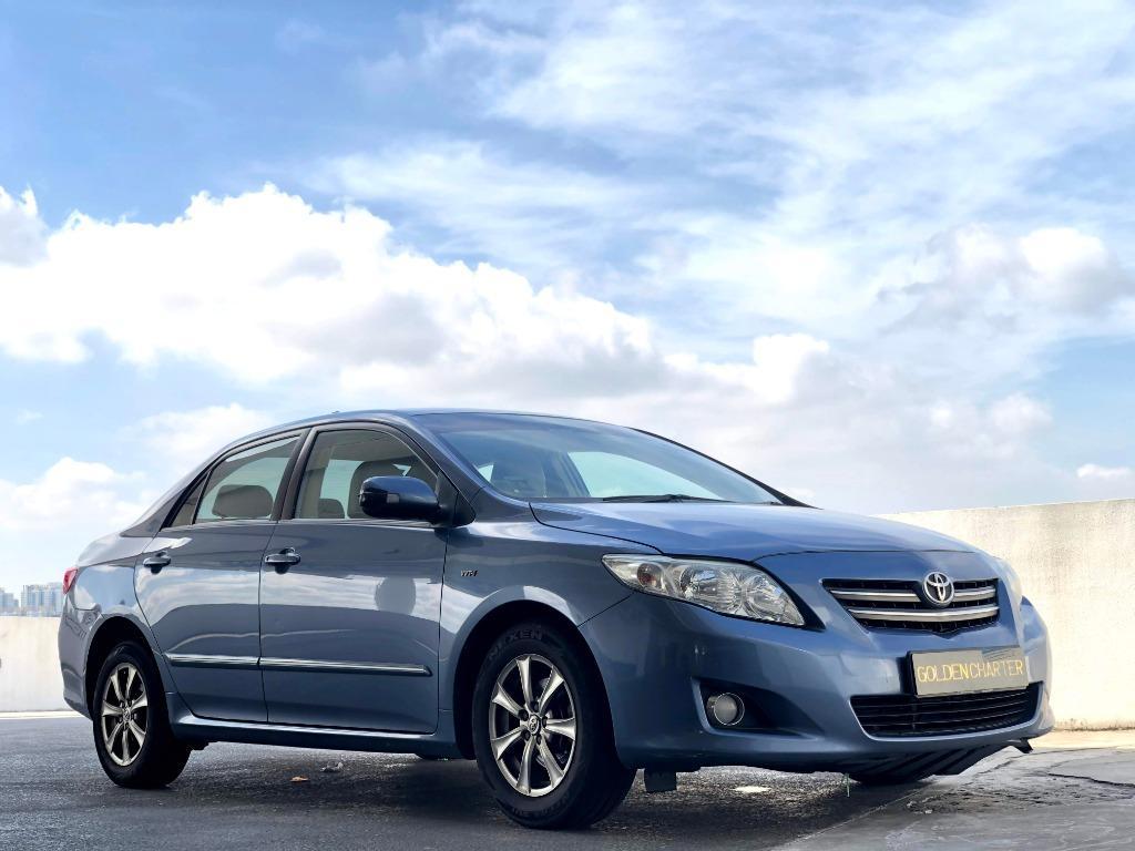 Toyota Altis For Rent ! PHV- Gojek/Grab | Personal