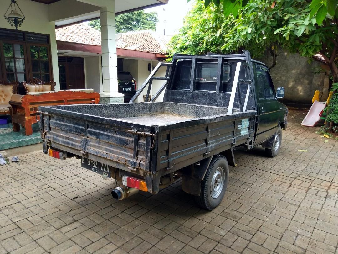 Toyota Kijang Pick Up Tahun 1994 Pajak Dan Kir Hidup