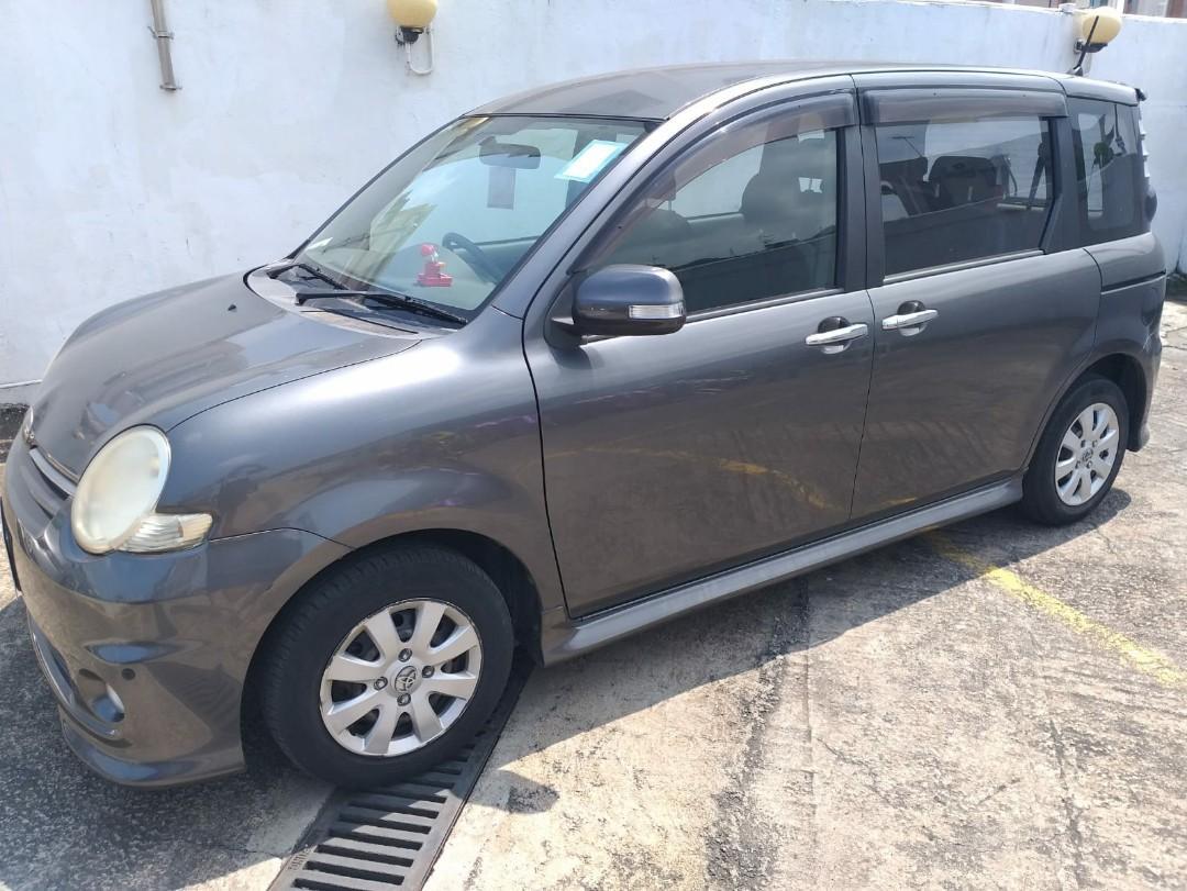 Toyota Sienta 1.5 G 6-Seater (A)