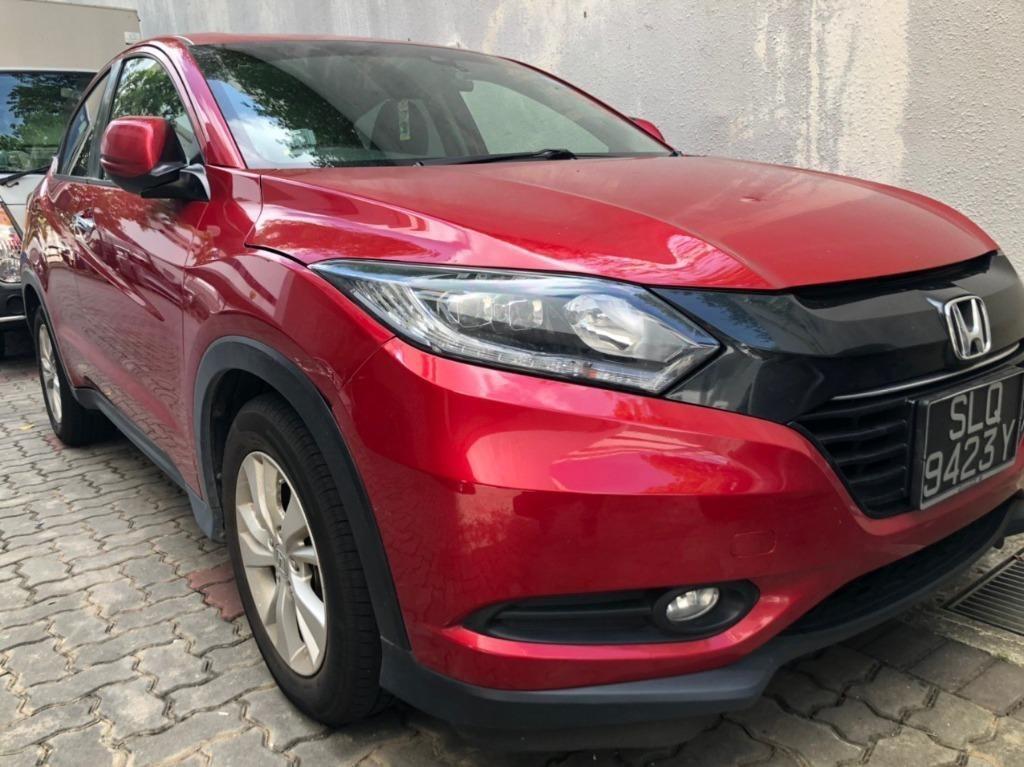 Vehicle Rental for PHV - Toyota CHR Hybrid, Mazda Axela, Honda Vezel & Honda Freed Hybrid