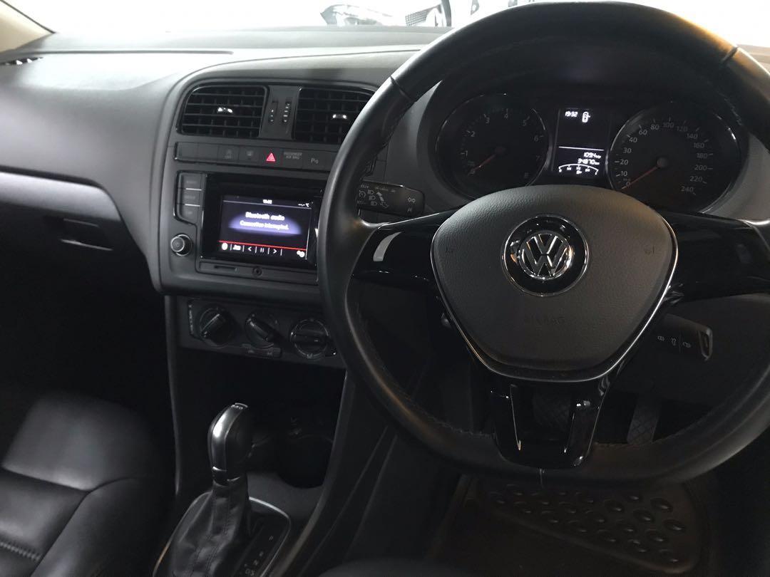 Volkswagen Polo 1.2 Sport TSI DSG 180  Auto