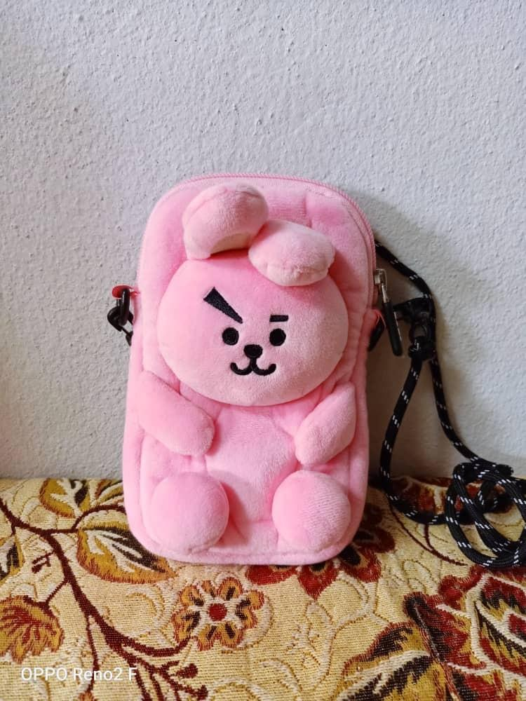[WTS] BT21 COOKY OFFICIAL CROSSBODY BAG (PRICE REDUCED)