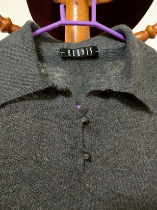 Bernis金蔥短袖針織衣#換季
