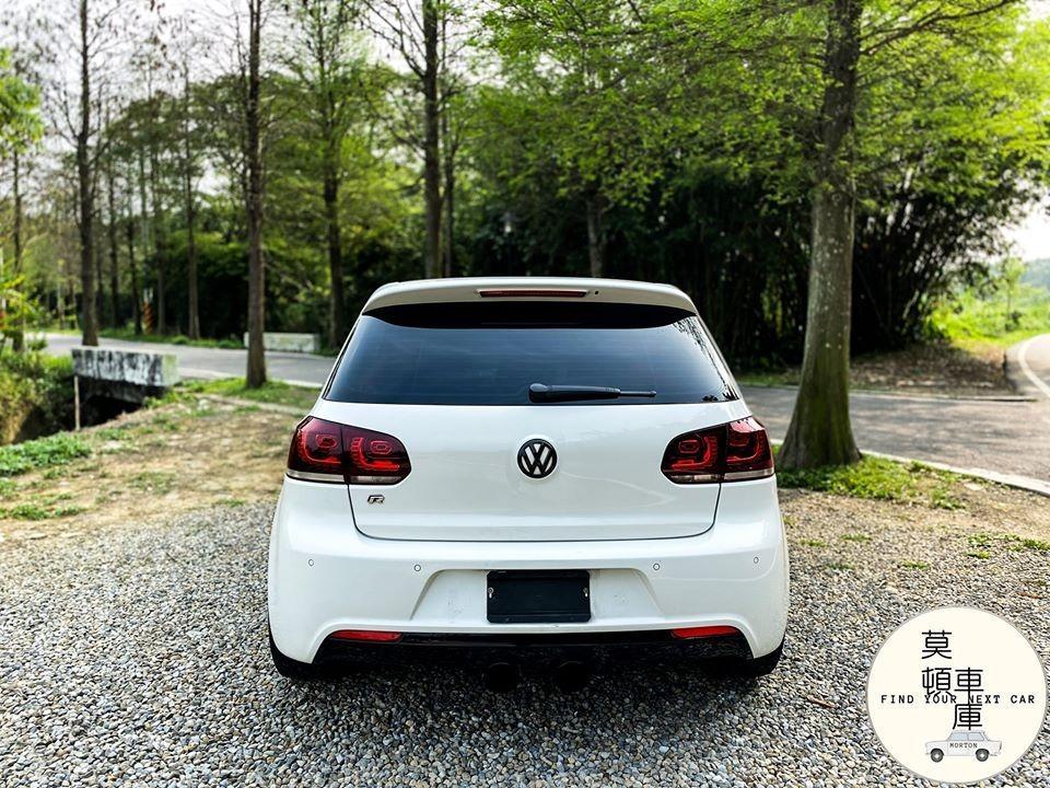 2012年 Volkswagen Golf R 2.0 實跑11萬 實車實價 保證在庫