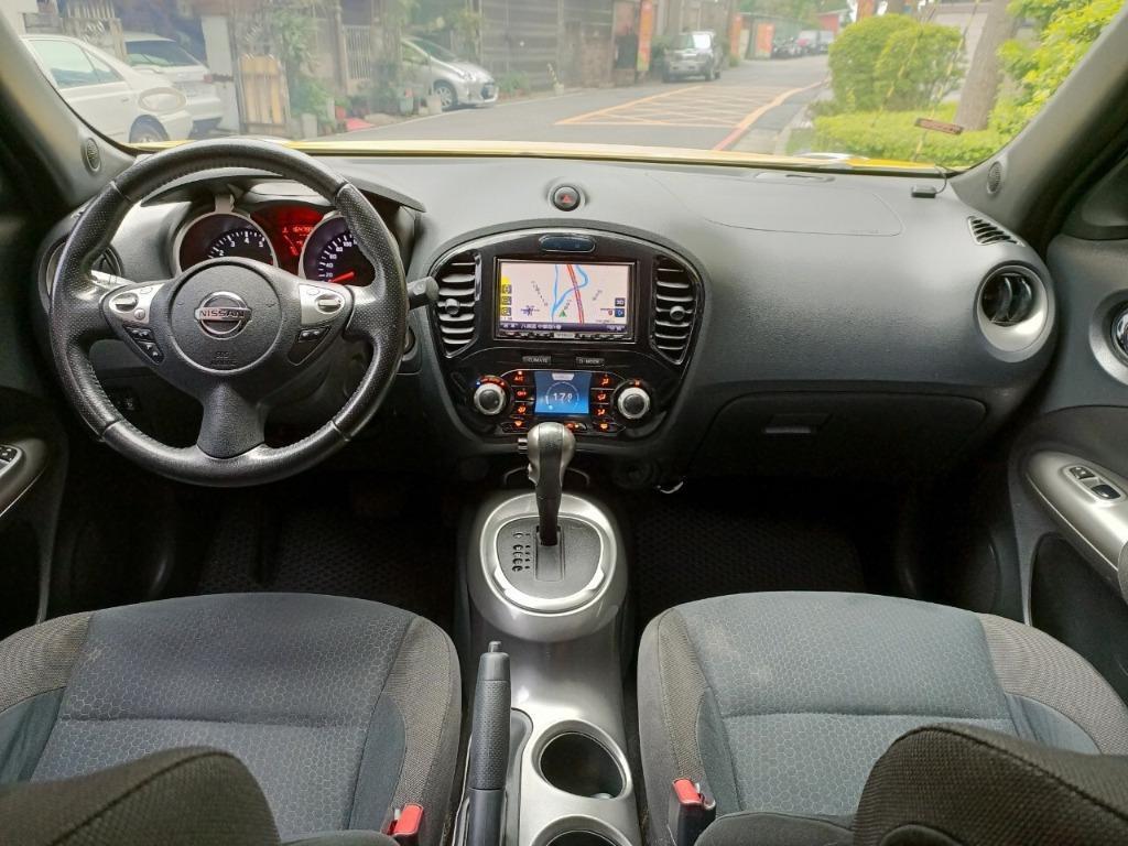 2013年 日產 Juke 1.6 自然進氣 🎊只要你有工作就幫你圓買車夢🎊