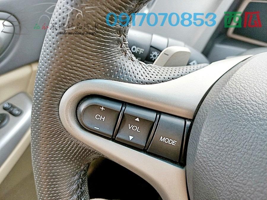 頂級 2007年 HONDA K12 換檔切片 天窗可超貸十萬 認證好車 一手車 內外新 車況包你喜歡