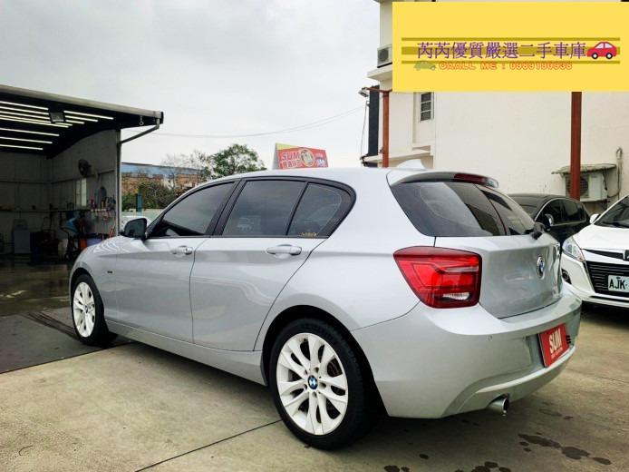芮芮優質嚴選二手車庫/ BMW 120D / 2012