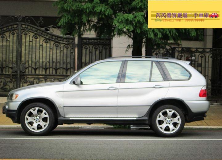 芮芮優質嚴選二手車庫/ BMW X5 E53/2003
