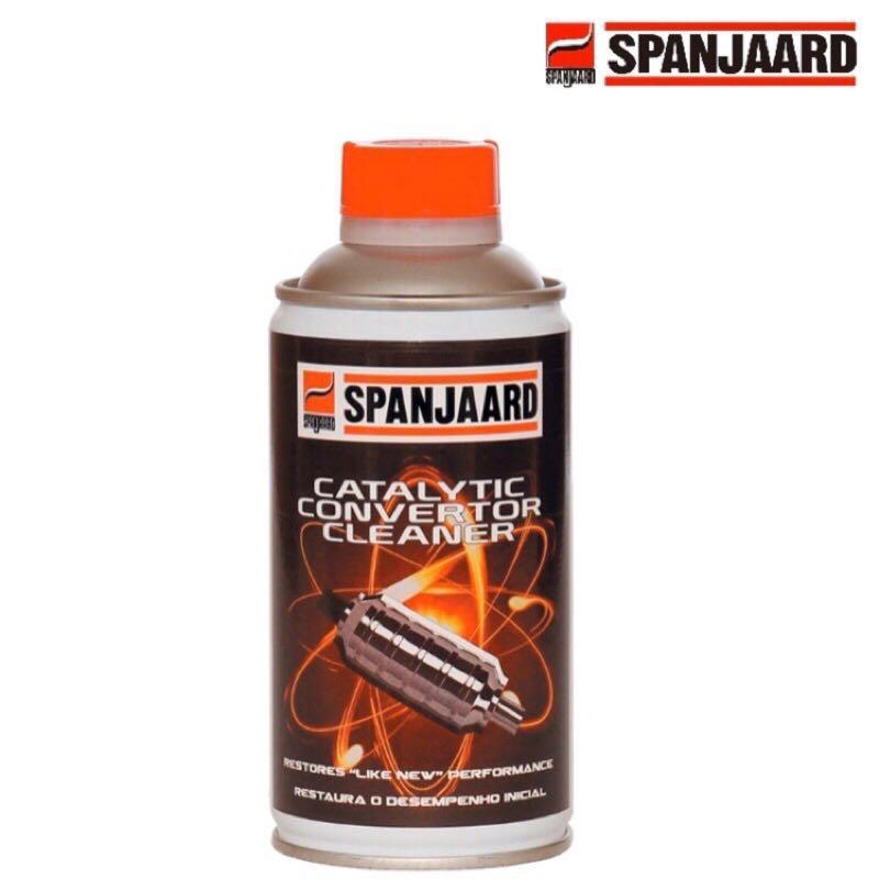 史班哲 SPANJAARD 鉬元素 汽油車 排氣管 觸媒轉化器清潔劑 催化轉化器清潔劑 觸媒轉換器清潔劑
