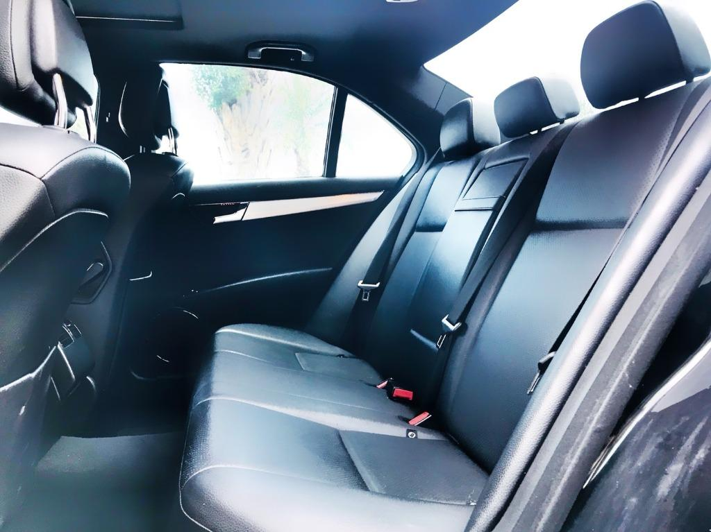 【FB搜尋桃園阿承】賓士 超人氣C300 AMG 2008年 3.0 黑色 二手車 中古車