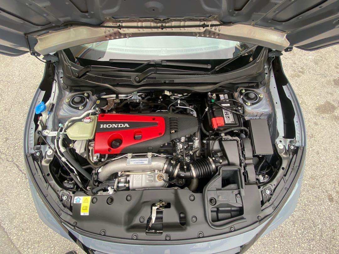 Honda Civic Type R FK8 Manual