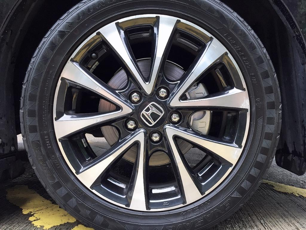Honda    STEPWGN SPADA COOL RK5 2.0   2013 Auto