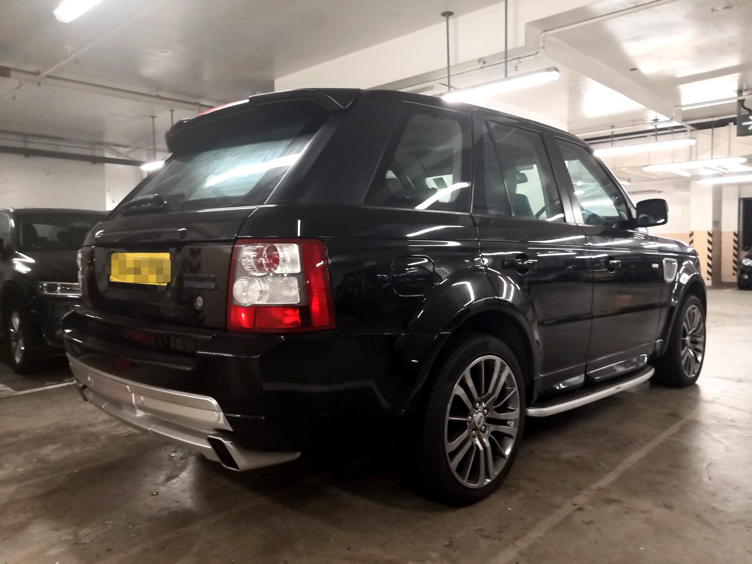 Land Rover Range Rover 4.2 Sport V8 Supercharged Auto