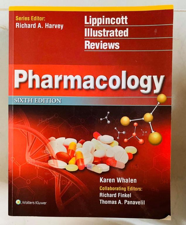 Lippincott Illustrated Reviews: Pharmacology 6th Edition - Cheap Medical Books RUSH