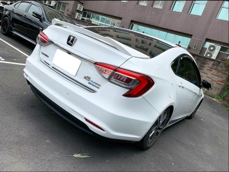 Luxgen 納智捷 S5 Turbo ECO
