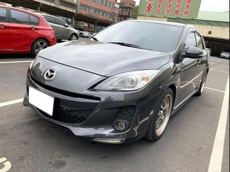 Mazda 馬自達 3 5D  頂級版