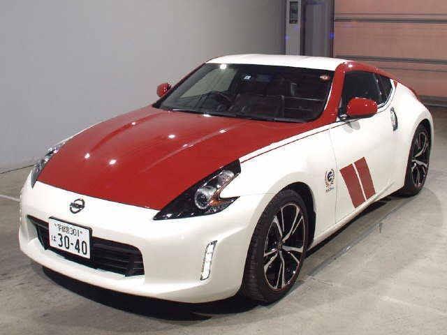 Nissan FAIRLADYZ 50th anniversary  Z34 Auto