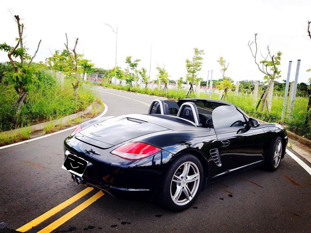 Porsche 保時捷 Boxster 10年 跑11萬 2.9升