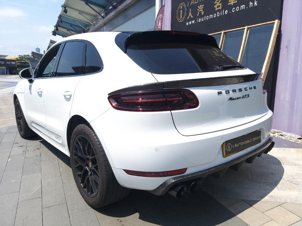 Porsche Macan GTS (A)
