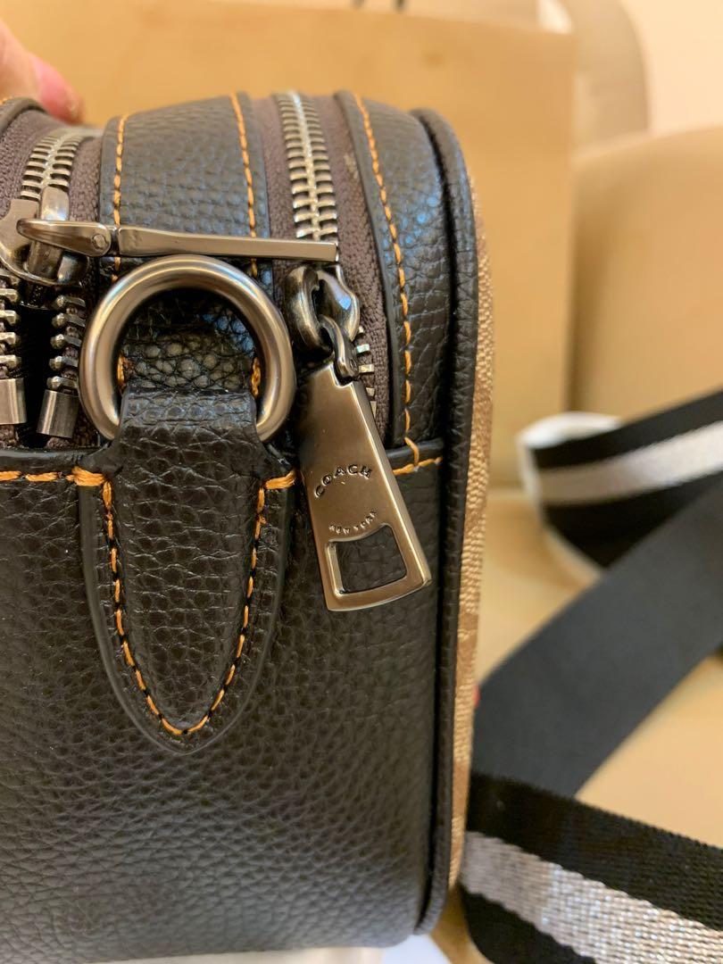 Ready stock star war 88010 cAnera monogram crossbody sling bag coach
