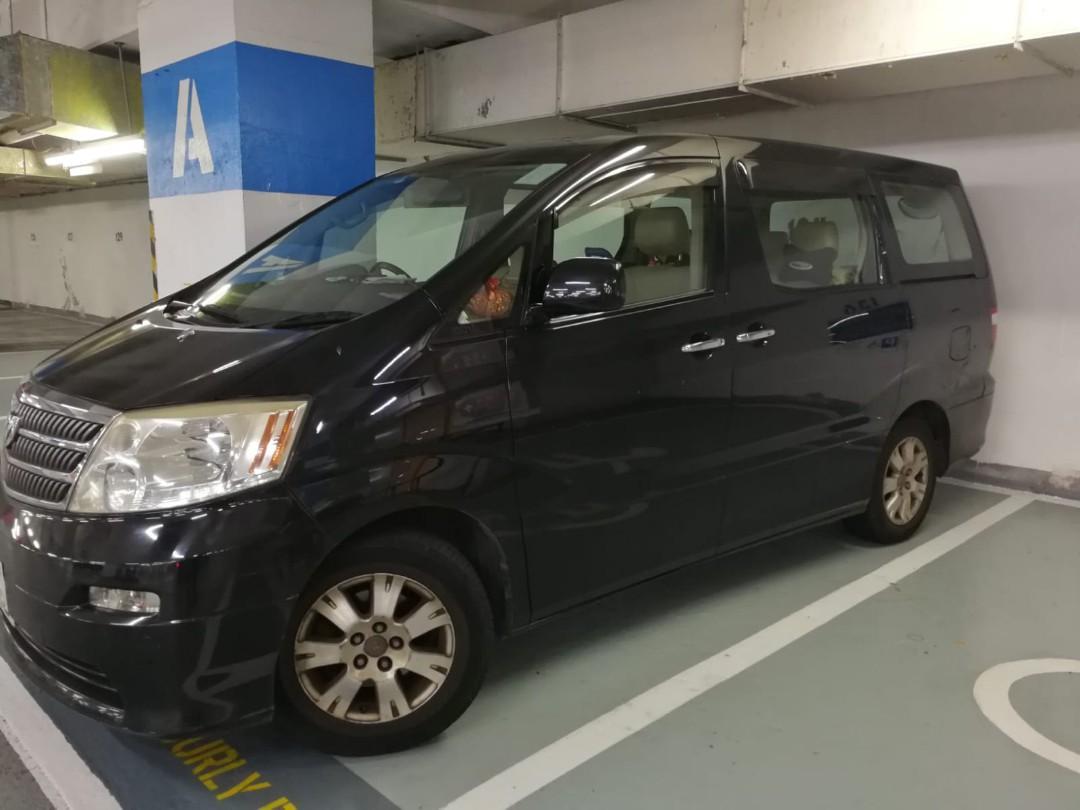 Toyota Alphard 0 Auto