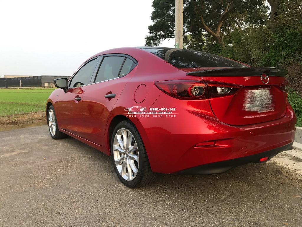109/03 Mazda3 全額貸.免保人.