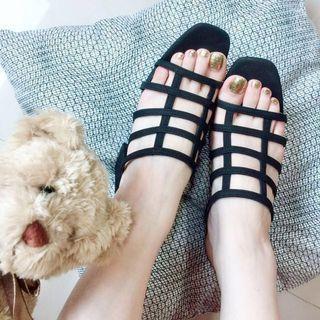 韓風粗跟鞋(好穿、好搭CP值超高)