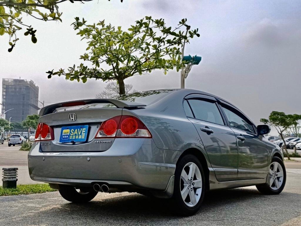 2007年 Honda Civic 1.8 EX-S