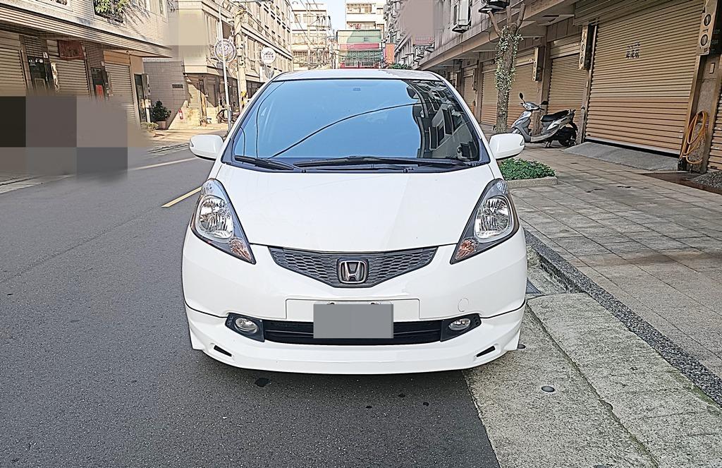2010本田 FIT 1.5 實跑13萬多 車況優質