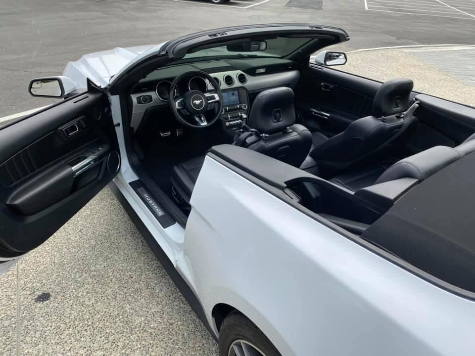正2016年野馬 Mustang Convertible 2.3T 洽詢專線:0932171411 /LINEID:0932171411
