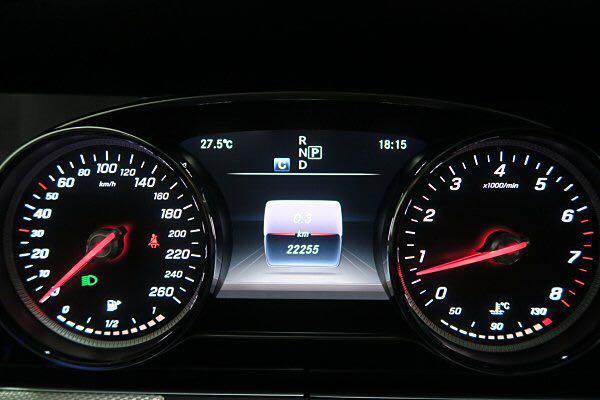 2017年 BENZ E200 Avantgarde  總代理 一手車  僅跑:22000公里