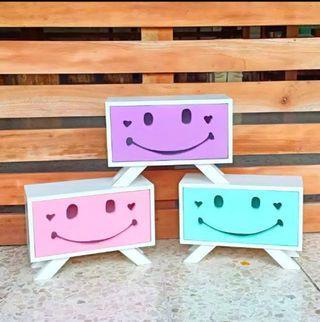Kotak Tissue Kayu