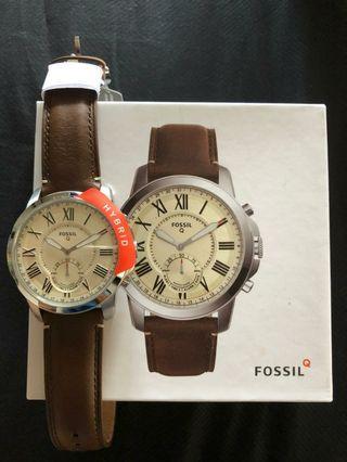 Hybrid smartwatch fossil (jam tangan fossil)
