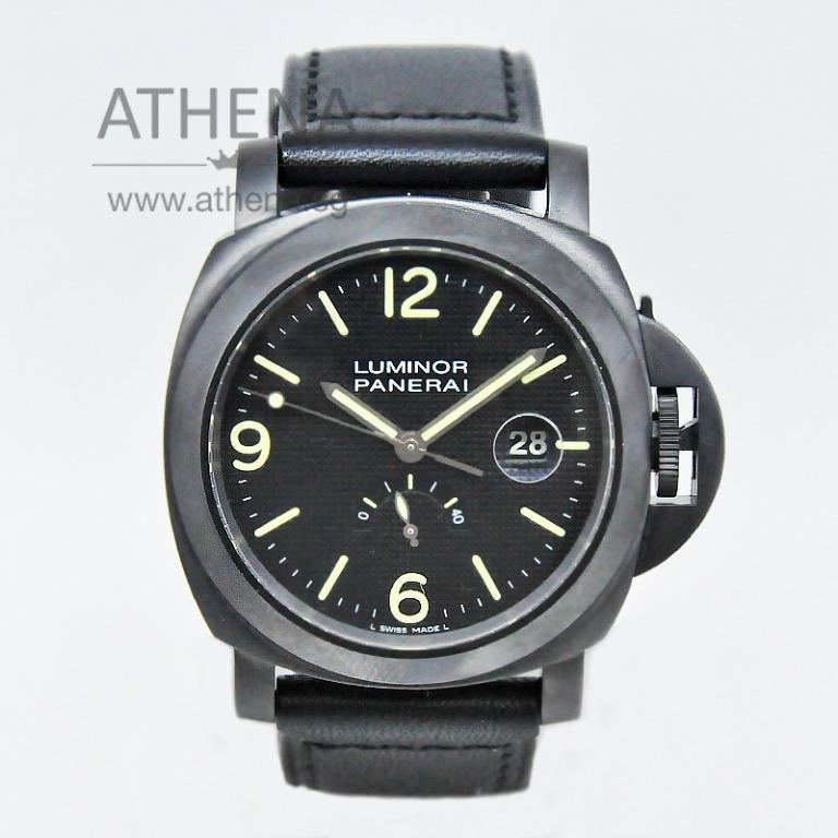 PANERAI LUMINOR POWER RESERVE PVD LIMITED EDITION 1000 PCS WITH BOX & CERT PAM 028 [LOCAL AD] JGWPL_009
