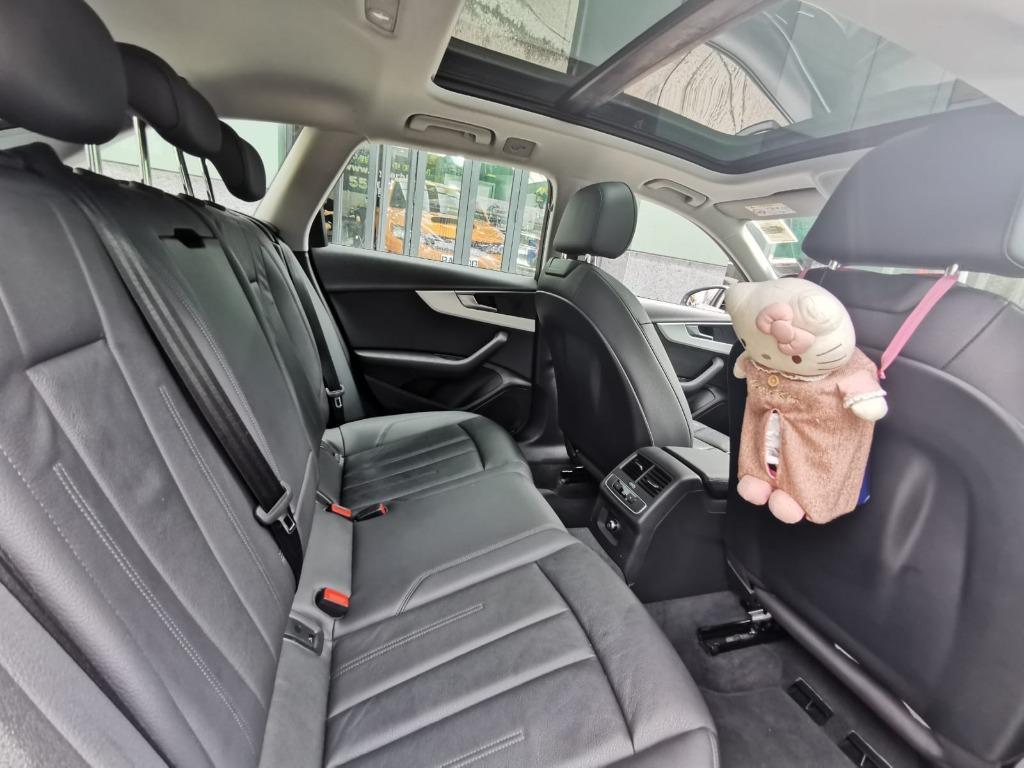 Audi A4 A4 AVANT 30TFSI Auto