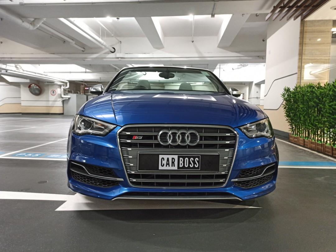 Audi S3 Cab Auto