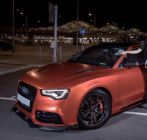 Audi S5 Sportback 3.0 TFSI quattro S tronic 5-Dr (A)