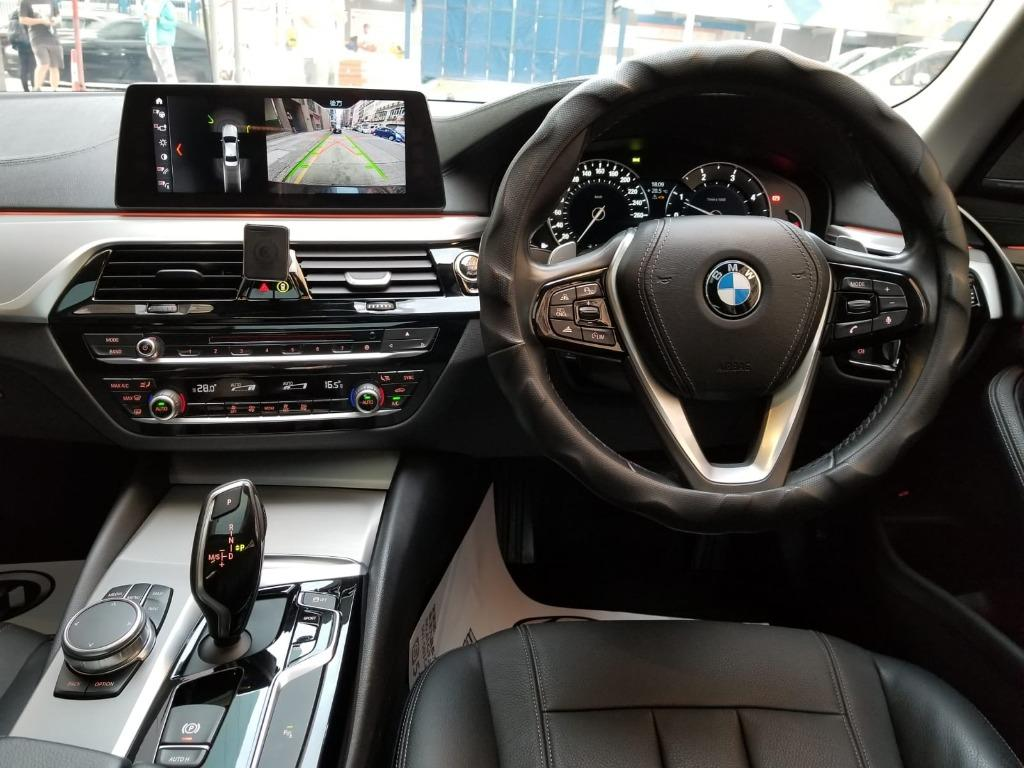BMW 520d SALOON Auto