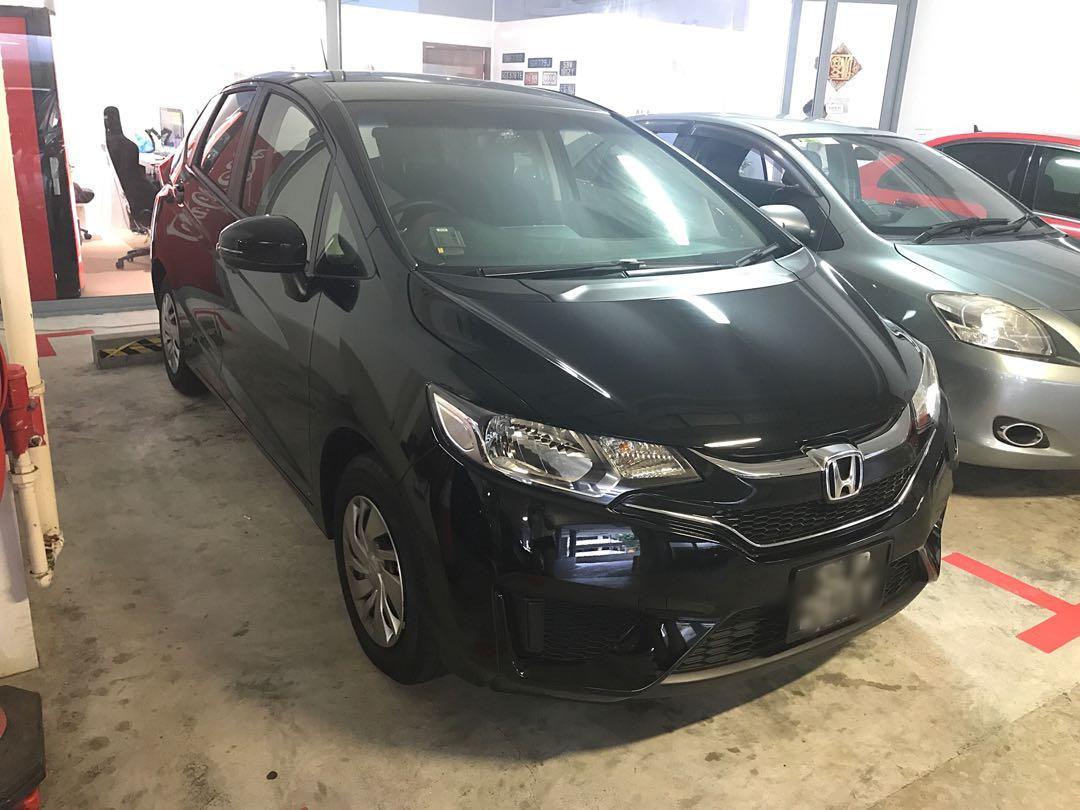 Honda fit for rent! 67797411 near Commonwealth mrt