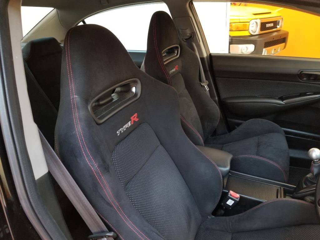 Honda  Type R  Fd2 Manual