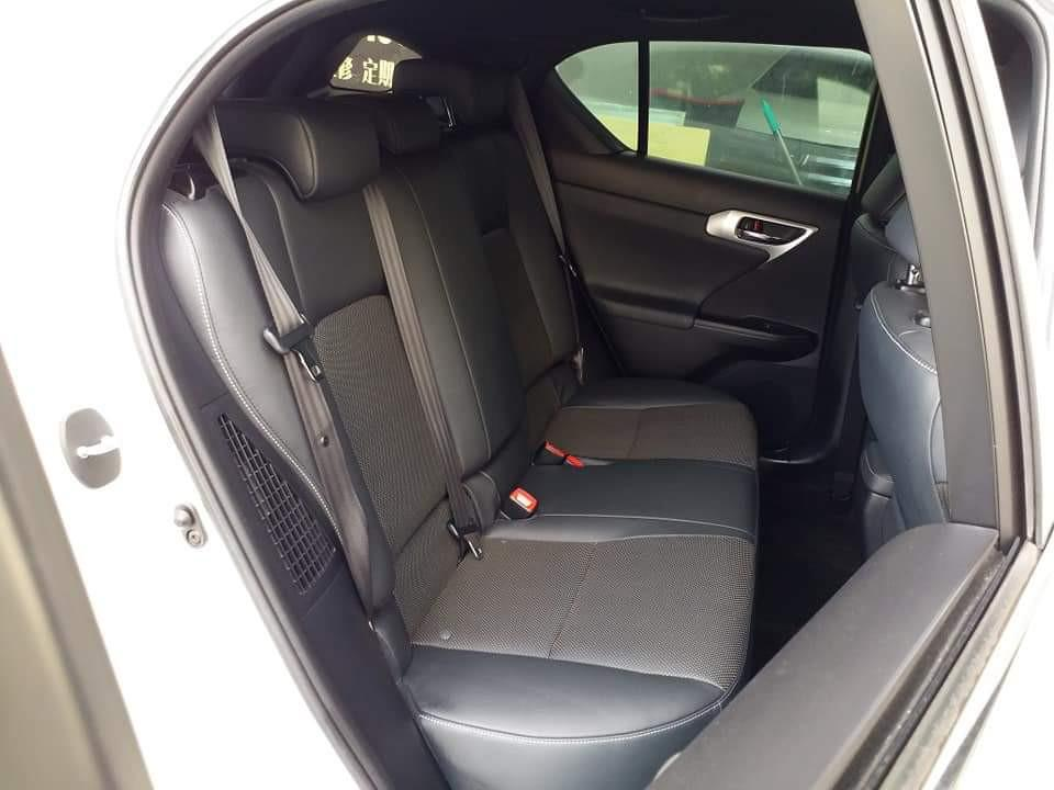 Lexus CT200h f-sport hybrid 1.8 Manual