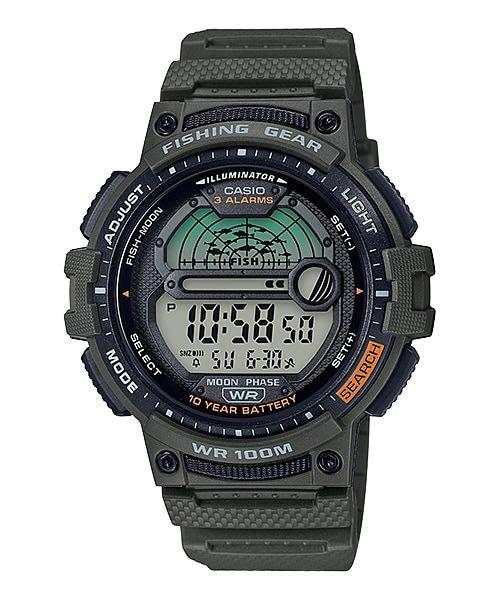 NEW🌟CASIO FISH GEARS UNISEX DIVER SPORTS WATCH : 100% ORIGINAL AUTHENTIC : By BABY-G-SHOCK Company : Designed By GSHOCK : WS-1250H Series