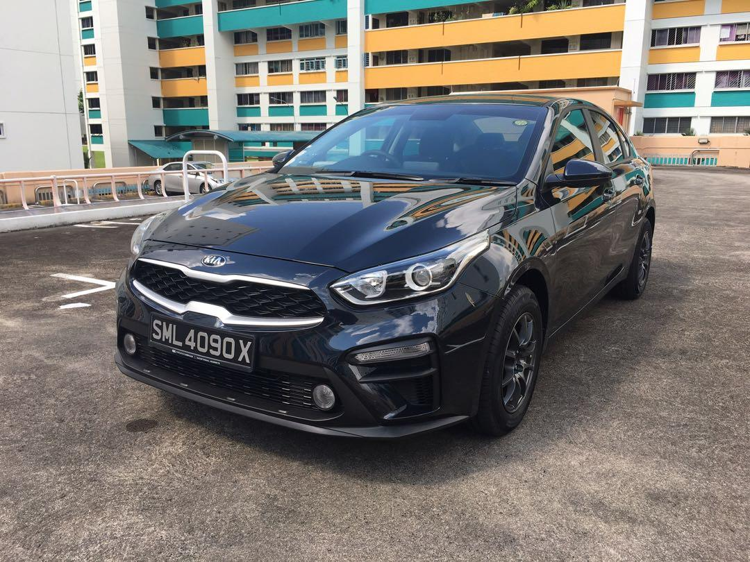 PROMOTION FOR KIA CERATO FORTE RENTAL FOR PHV/PERSONAL/CORPORATE