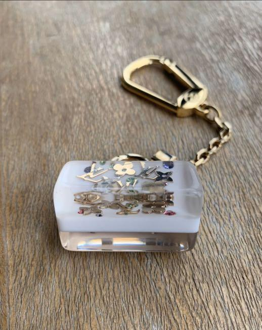 Louis Vuitton LV Authentic 💯 Key Charm / Key Chain RETAIL PRICE RM1500+