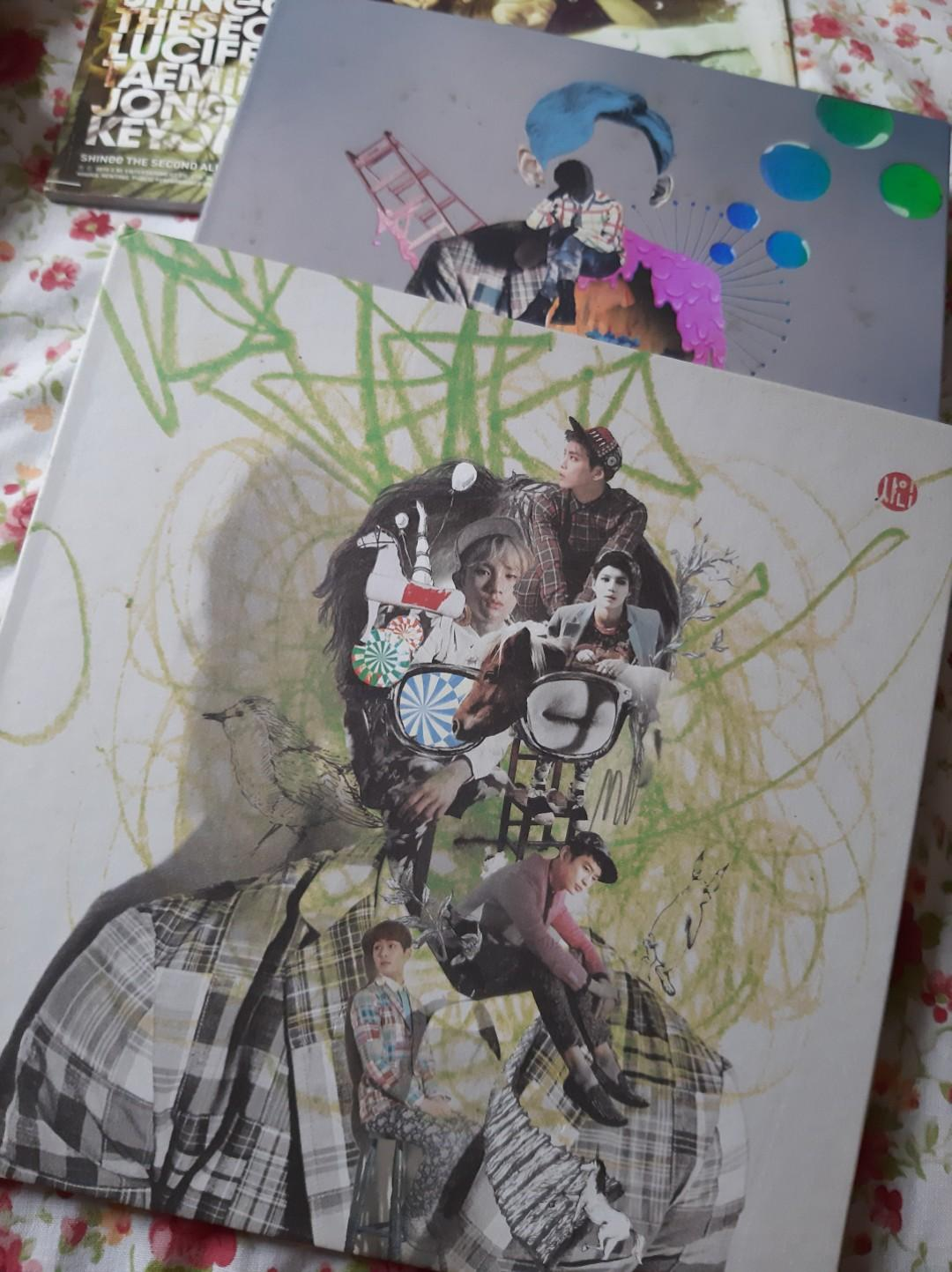 SHINee -  misconceptions of me / misconceptions of you